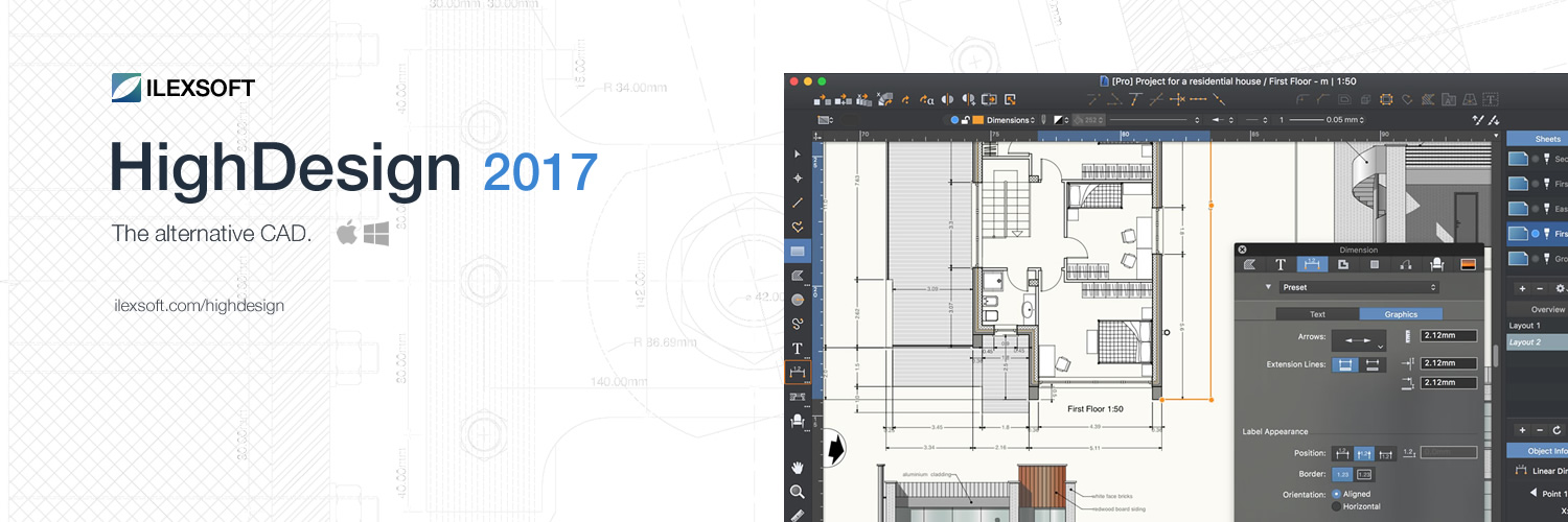 HighDesign 2017. Alternative CAD and Beyond