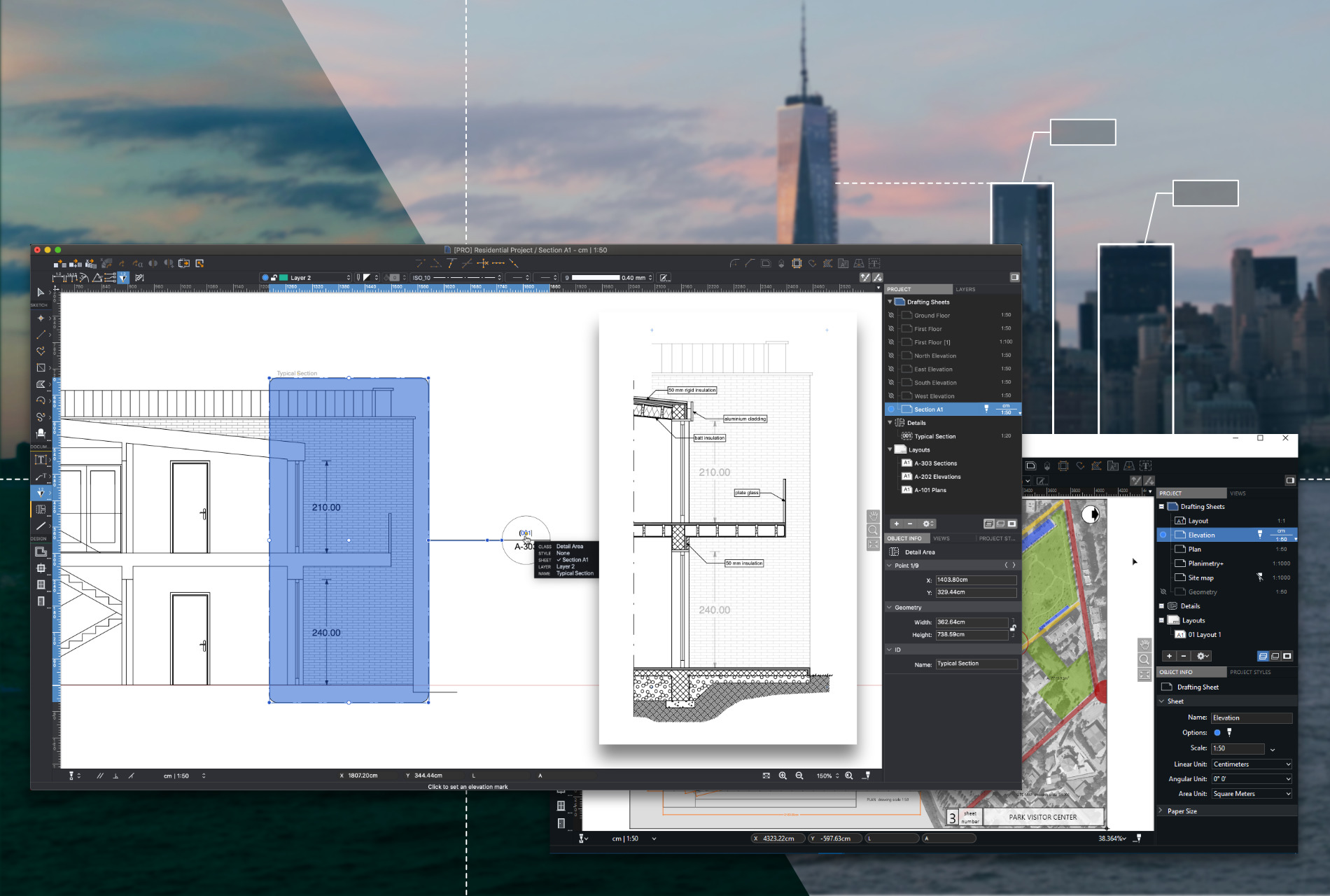HighDesign for Mac and Windows